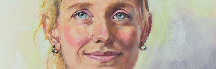 Portretten van vrouwen, meerdere vrouwenportretten zijn te bekijken in ...: www.guushendrickx.nl/docs/diapresentatie/14_portretten_van_vrouwen...